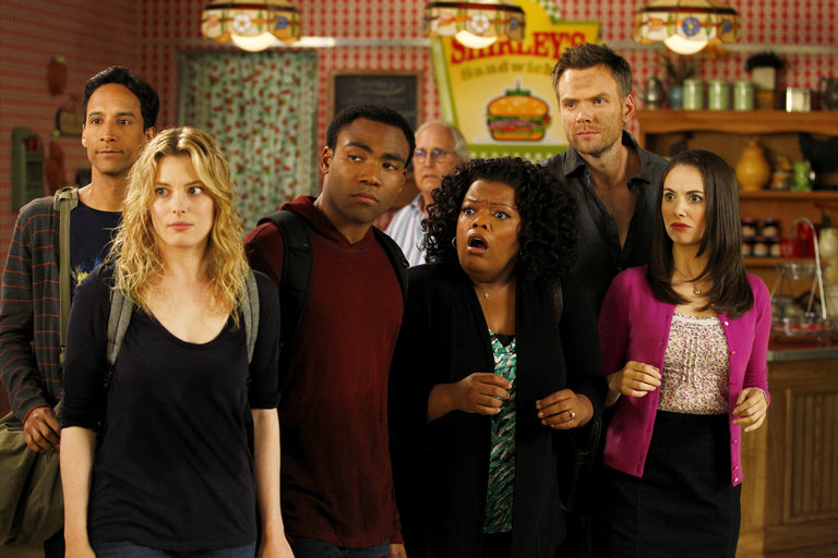 Community - Season 4 - Episode 401