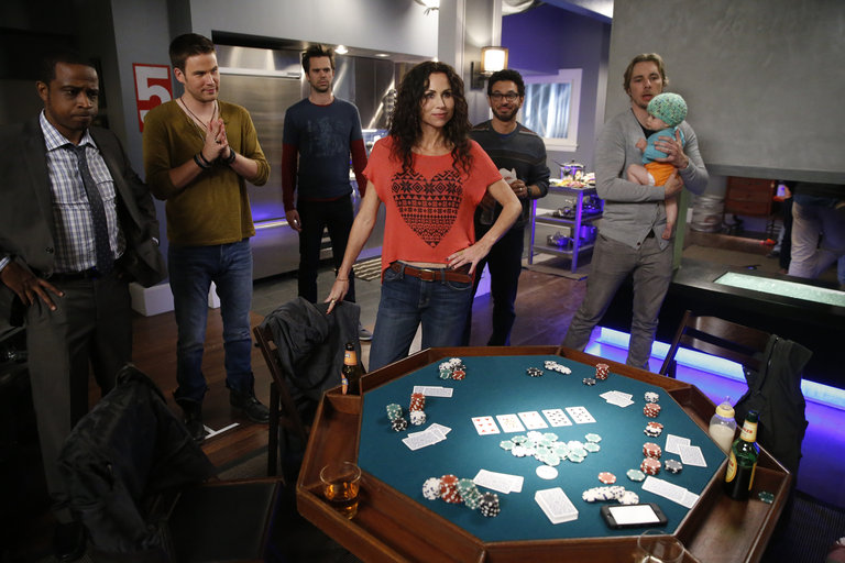 About A Boy - AAB - 107 - About A Poker Night - Photos