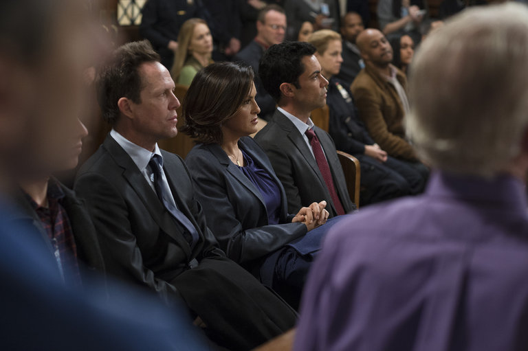Law & Order SVU - Episode 1509 - Psycho Therapist