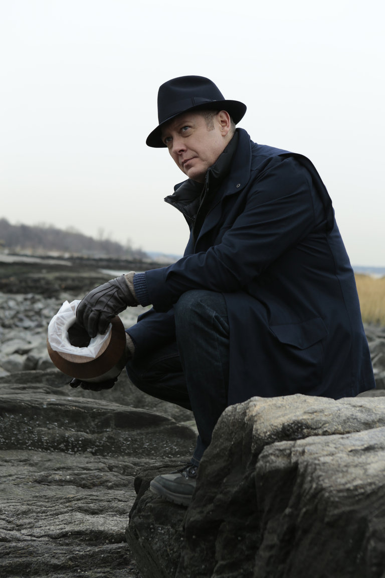 The Blacklist - Episode 111 - The Good Samaritan Killer