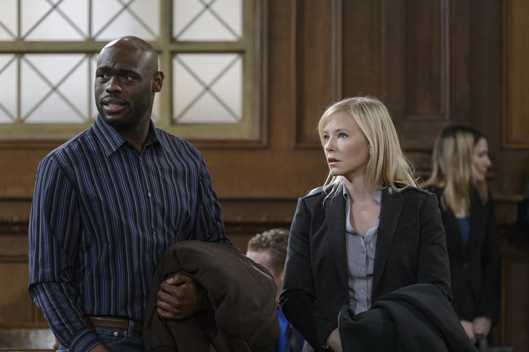 Law & Order SVU - Episode 1515 - Gridiron Soldier