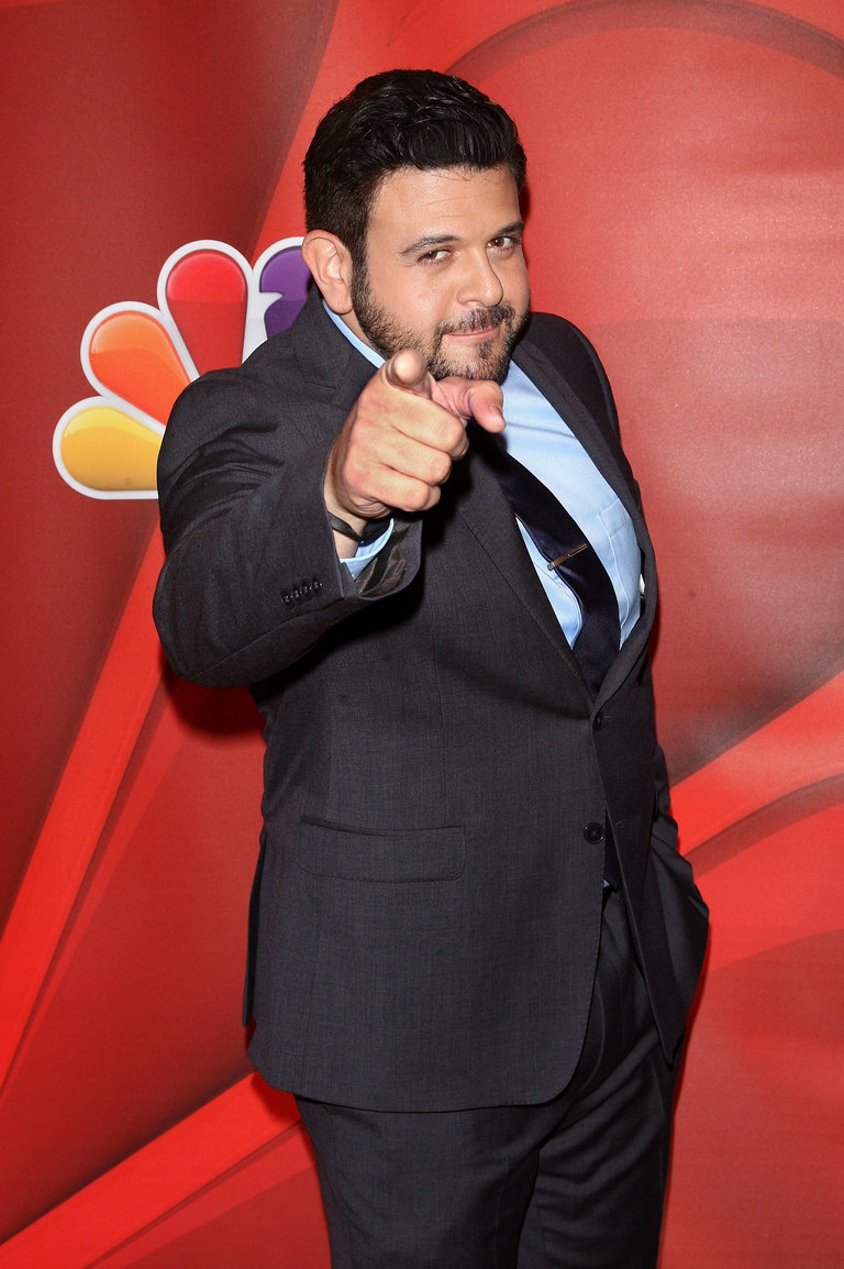 Get to Know Adam Richman