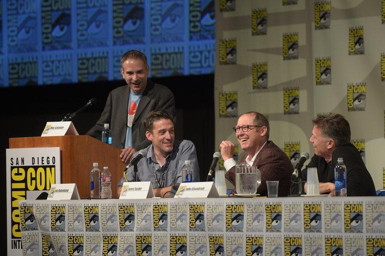 Comic-Con International: San Diego 2014
