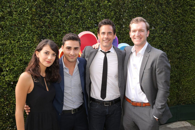The 2014 NBCU Emmy Party