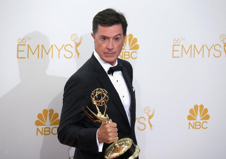66th Annual Primetime Emmy Awards - Press Room