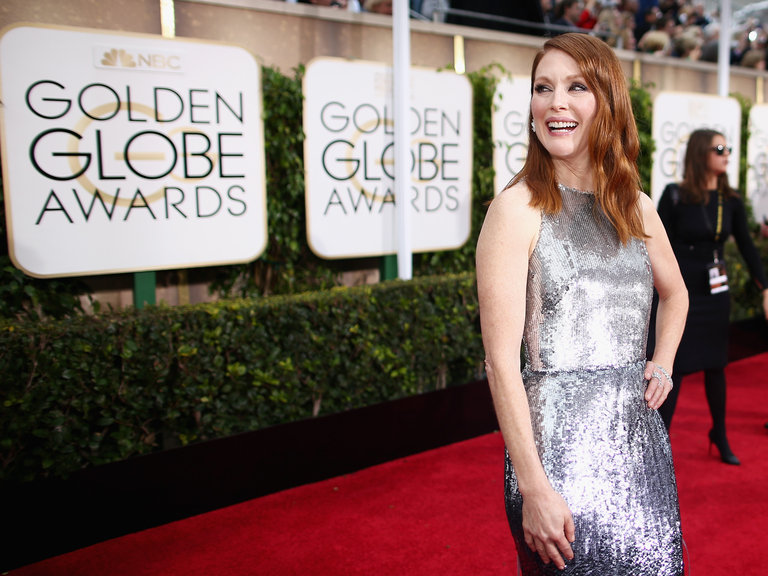 "NBC's ""72nd Annual Golden Globe Awards"" - Red Carpet Arrivals"