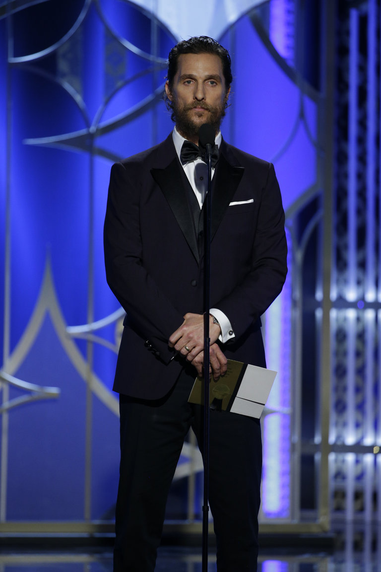 72nd Annual Golden Globe Awards