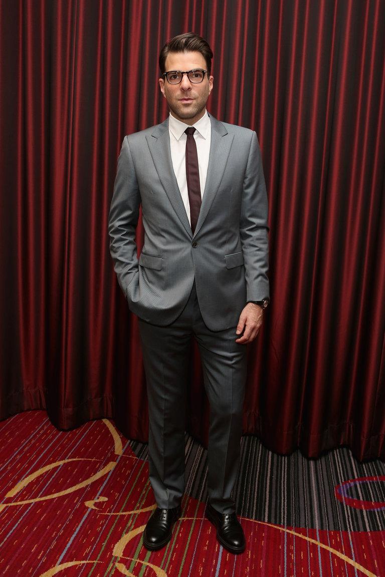 Zachary Quinto Stars as Harry