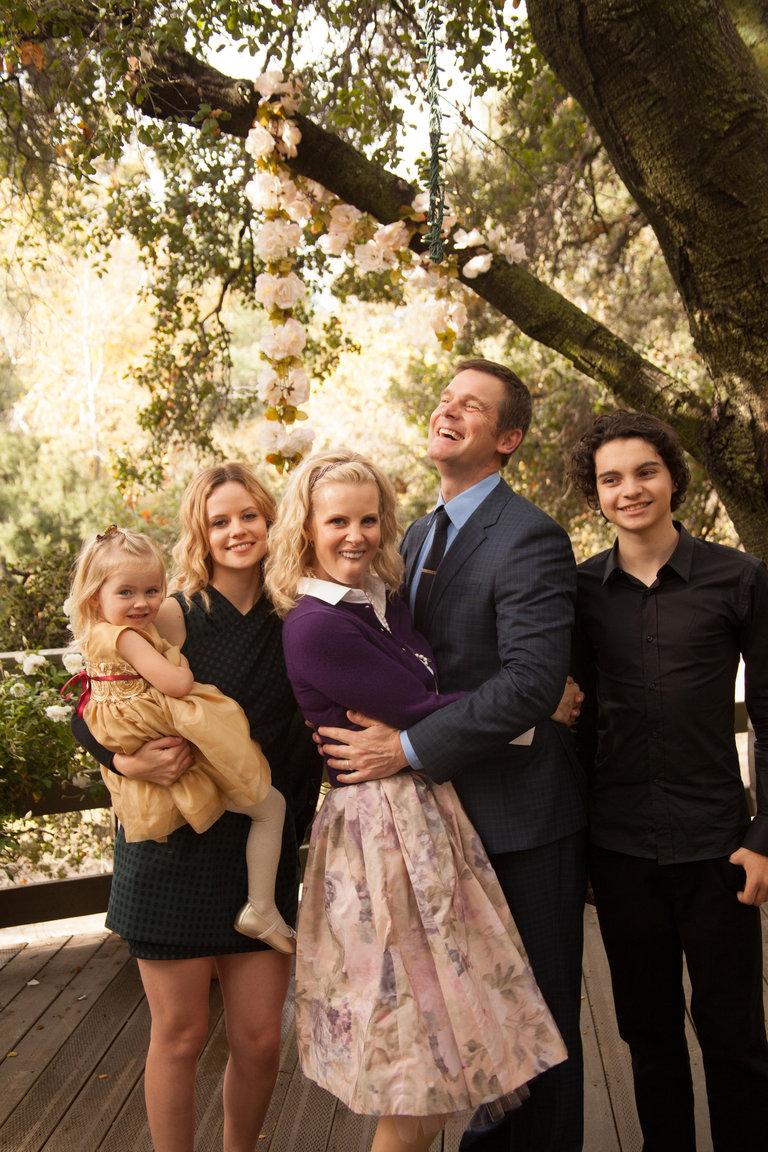 Parenthood wedding