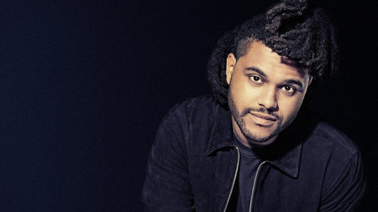 The Weeknd Bumper Photos