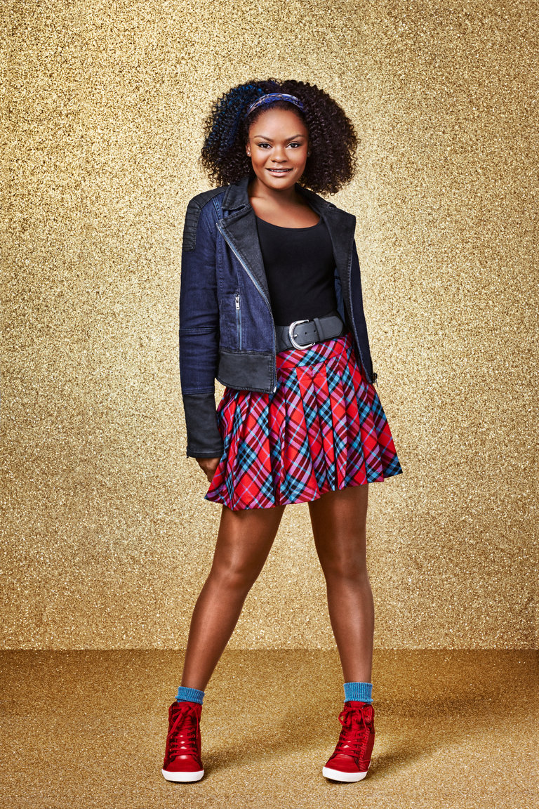 Shanice Williams Is Dorothy