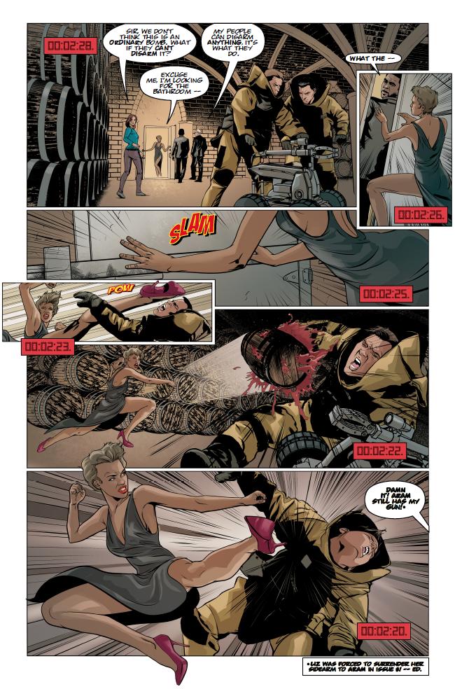 The Blacklist Issue 2 Excerpt