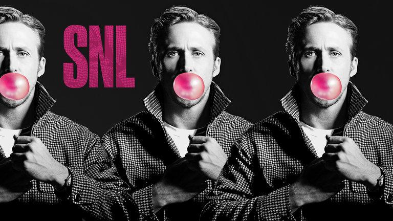 Ryan Gosling and Leon Bridges Bumper Photos