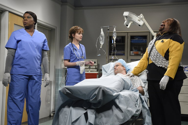 From the Set: Dakota Johnson and Alabama Shakes