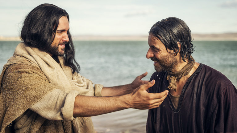 Meet the Characters of A.D. The Bible Continues