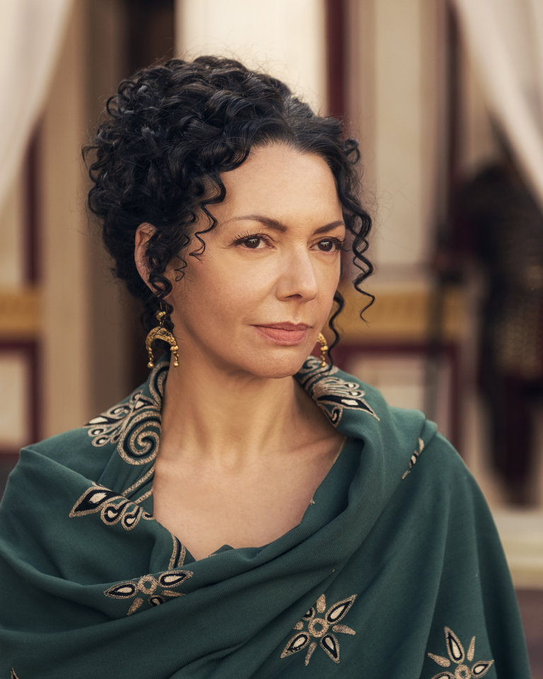 Joanne Whalley Is Claudia