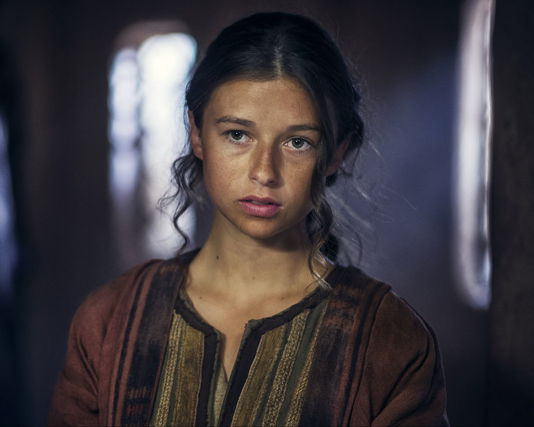 Helen Daniels Is Maya