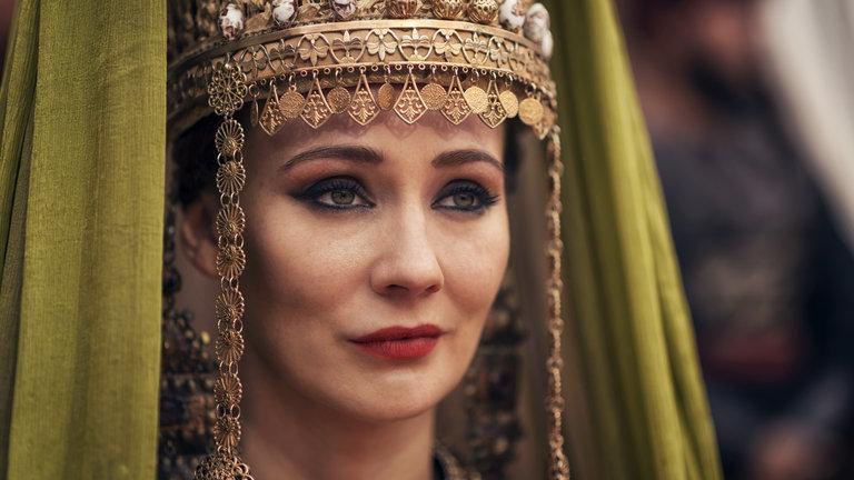 Claire Cooper Is Herodias