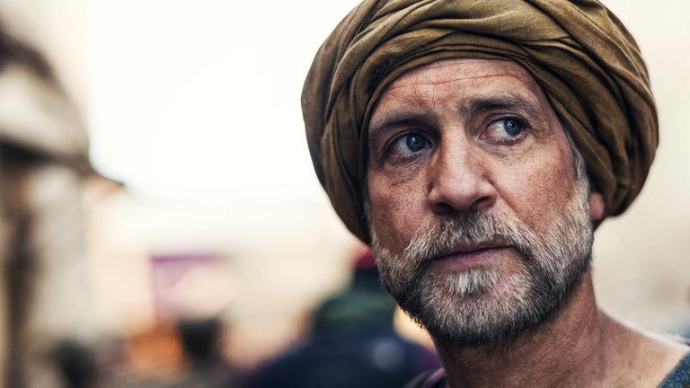 Nick Sidi Is Ananias of Damascus