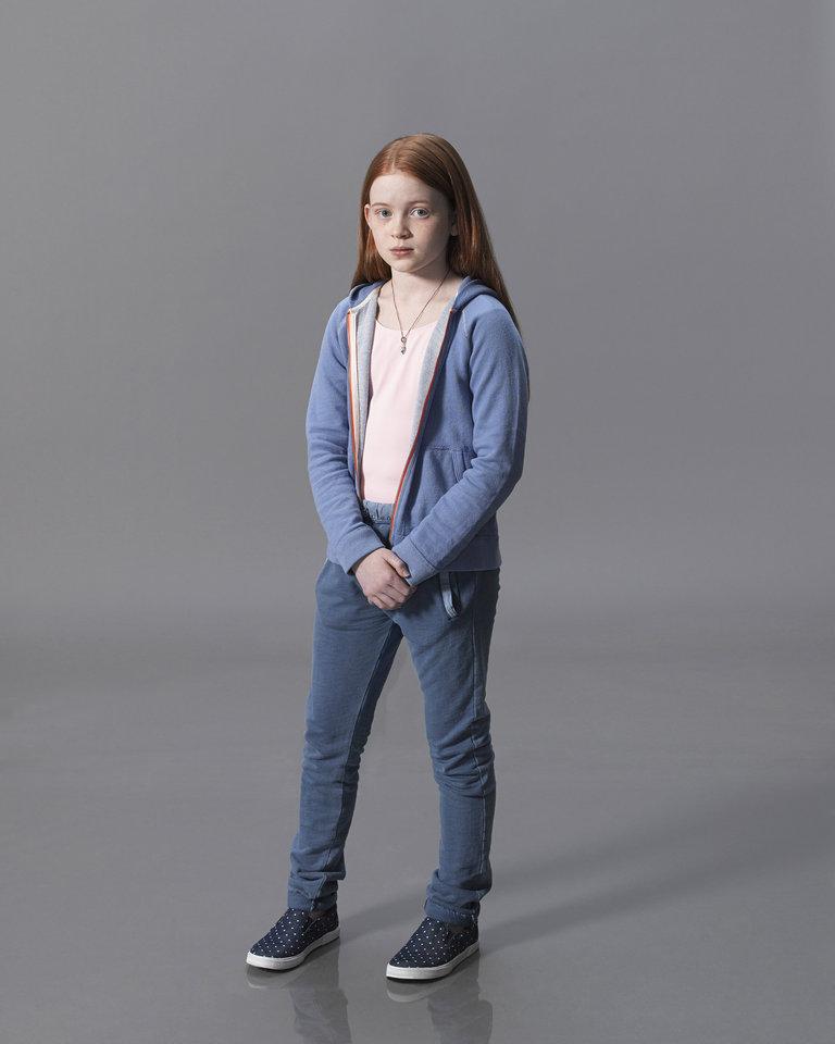 Sadie Sink Stars as Suzanne Ballard