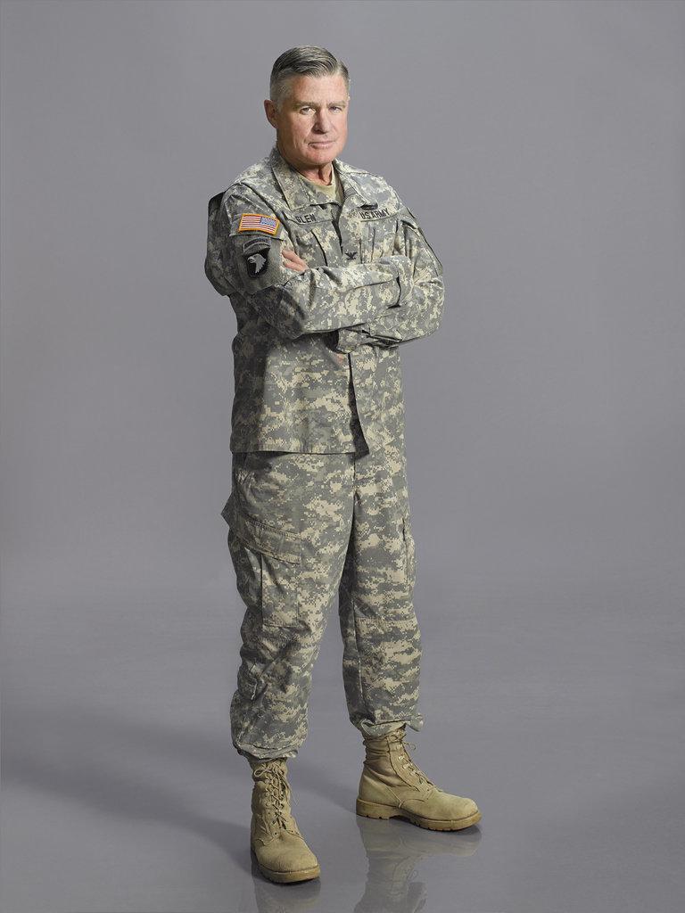 Treat Williams Stars as Colonel Stephen Glen