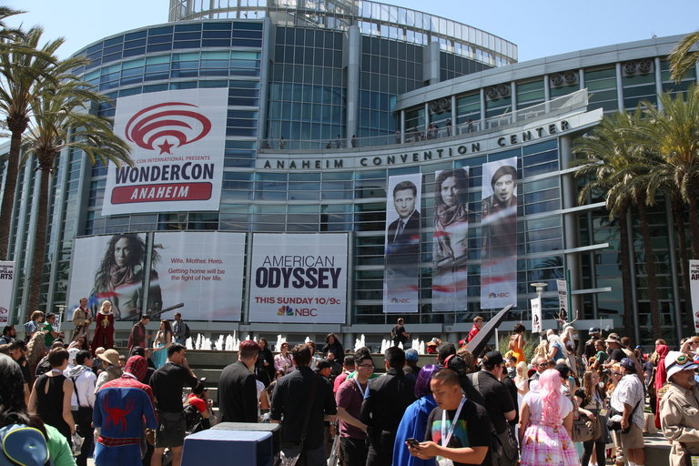 American Odyssey at WonderCon
