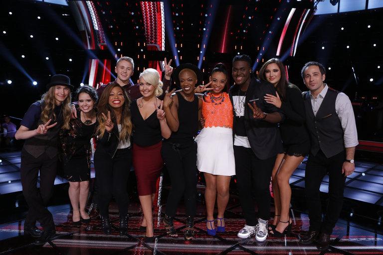 The Voice - Season 8