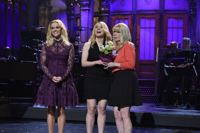 From the Set: Reese Witherspoon and Florence + the Machine