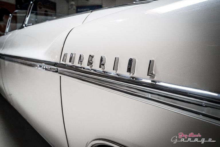 1952 Chrysler Imperial Parade Car