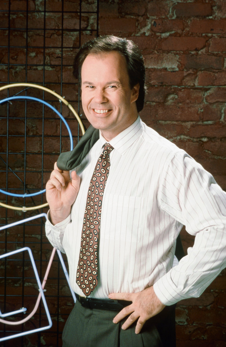 Dennis Haskins as Mr. Belding on Saved by the Bell