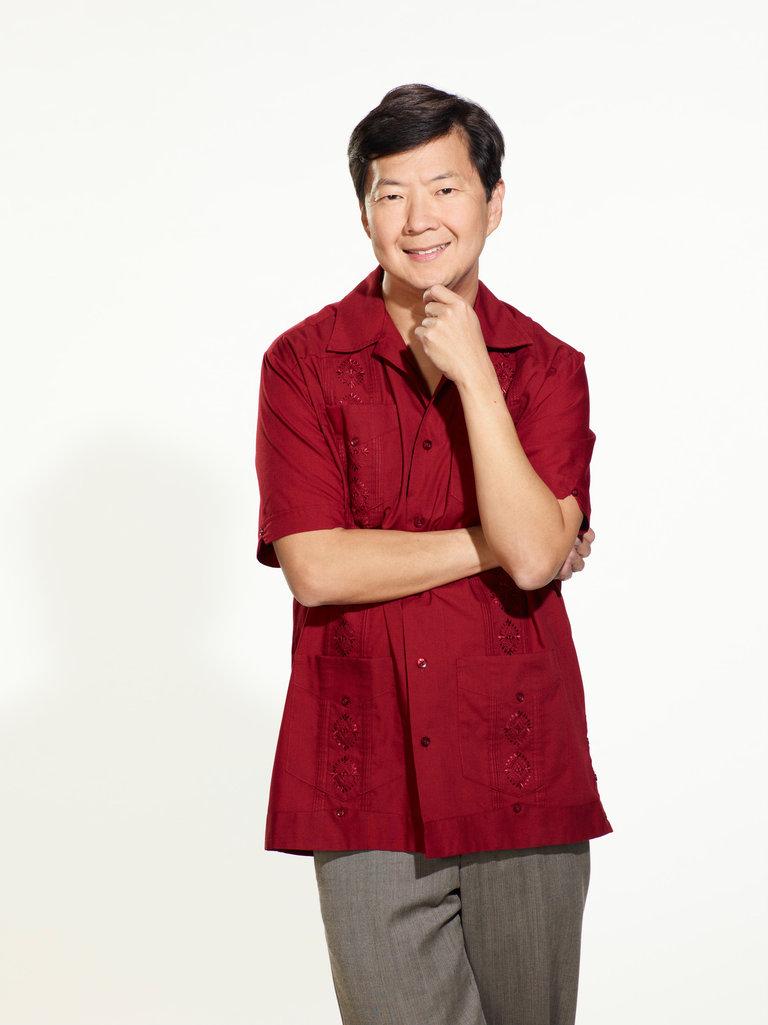 Ken Jeong as Professor Ben Chang on Community
