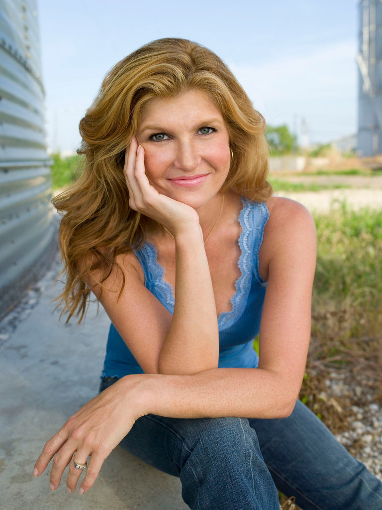 Connie Britton as Tami Taylor on Friday Night Lights