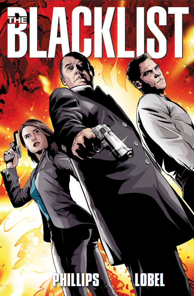 The Blacklist Issue 2 Cover