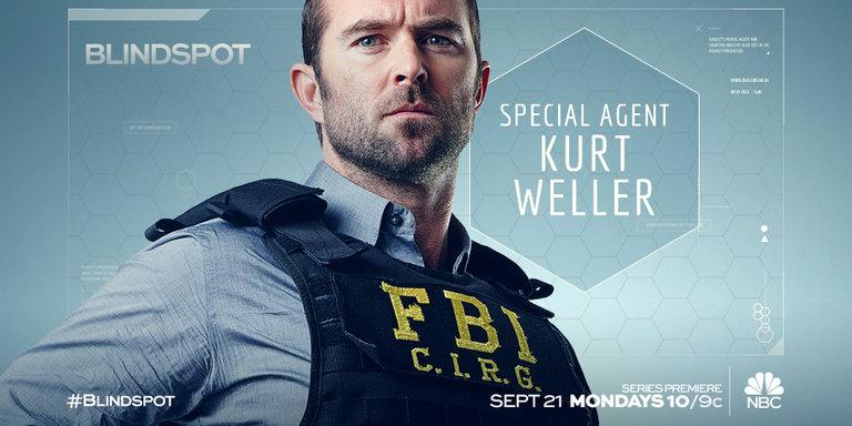 Sullivan Stapleton Is Special Agent Kurt Weller