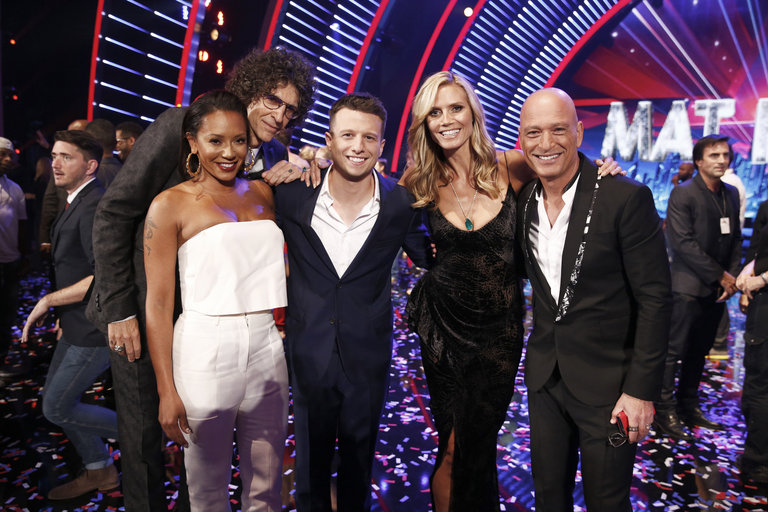 Season 9 - Mat Franco