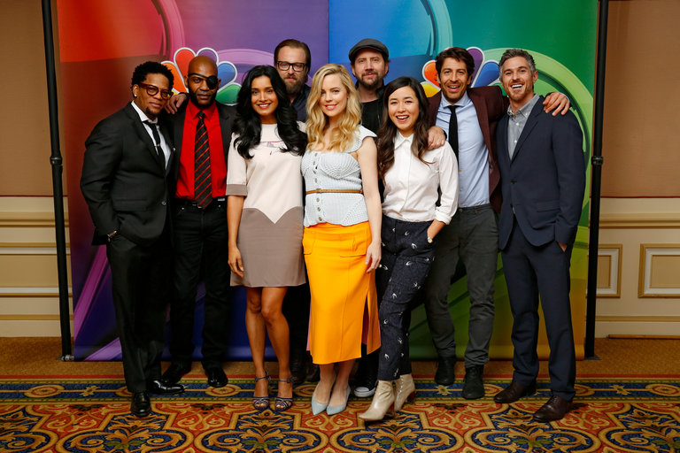 "Meet the Cast of ""Heartbeat"""