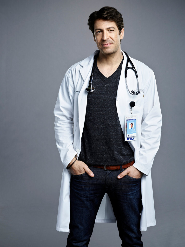 Don Hany Is Dr. Jessie Shane