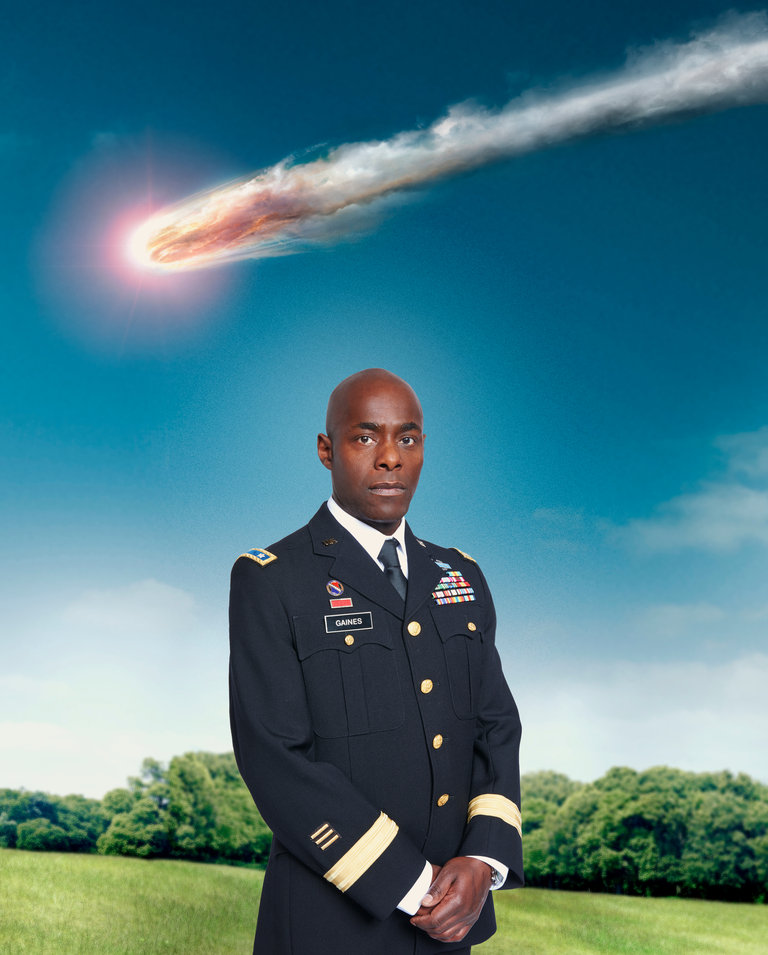 Paterson Joseph Is General Arnold Gaines