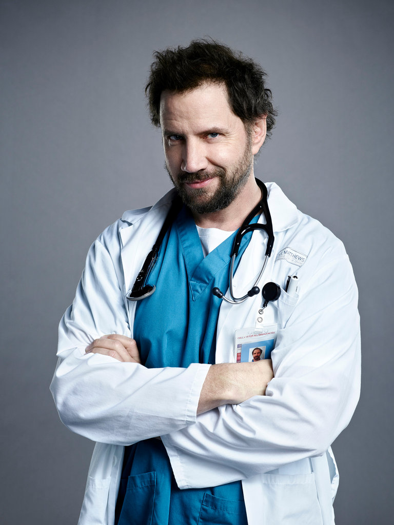 Jamie Kennedy Is Dr. Callahan