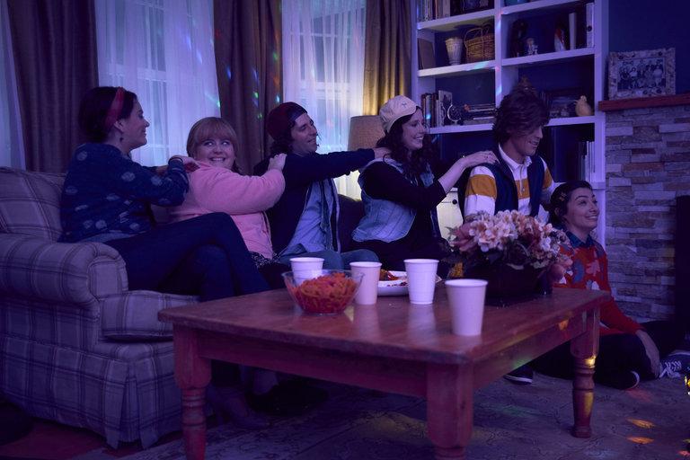 From the Set: Lin-Manuel Miranda and Twenty One Pilots
