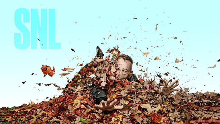 Tom Hanks and Lady Gaga Bumper Photos