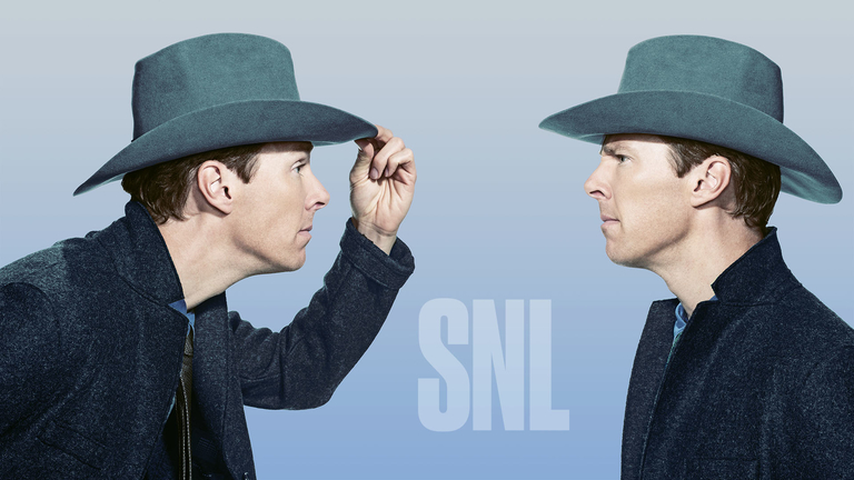 Benedict Cumberbatch and Solange Bumper Photos