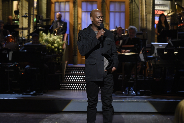From the Set: Dave Chappelle and A Tribe Called Quest