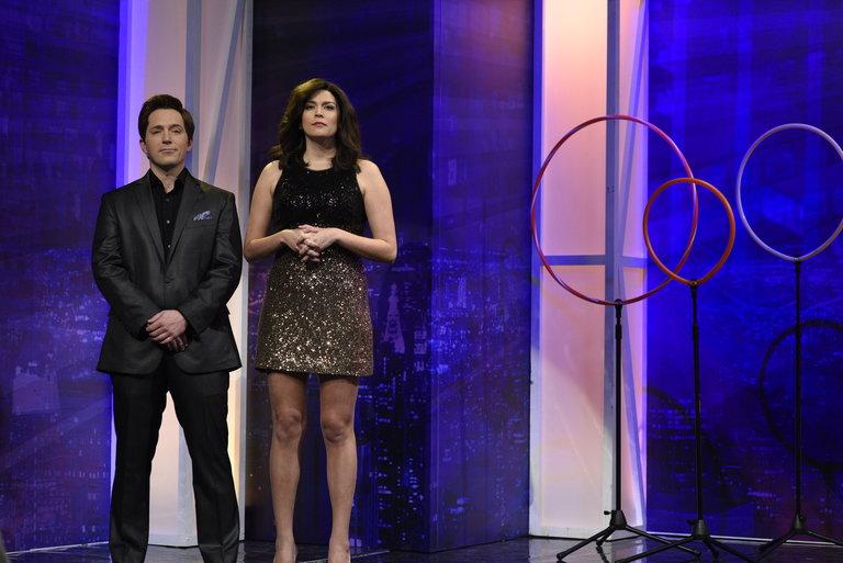 From the Set: John Cena and Maren Morris