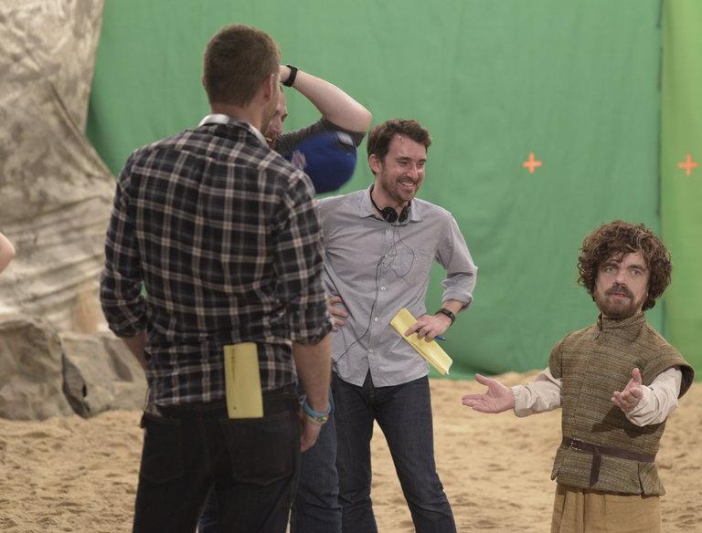 Behind the Scenes: Game of Thrones Sneak Peak