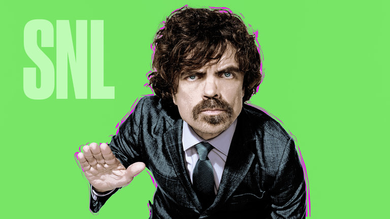 Peter Dinklage and Gwen Stefani Bumpers