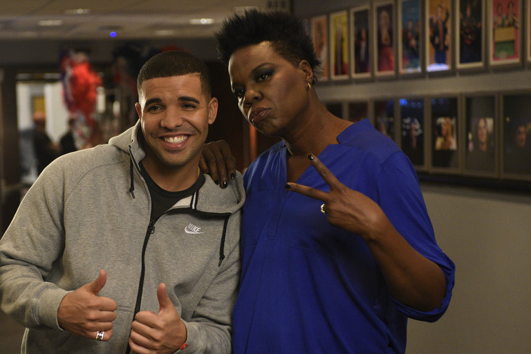 From the Set: Drake