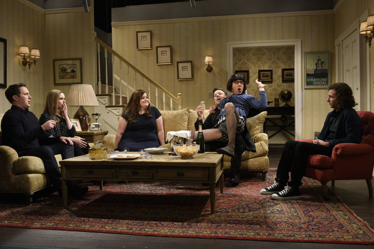 From the Set: Fred Armisen and Courtney Barnett