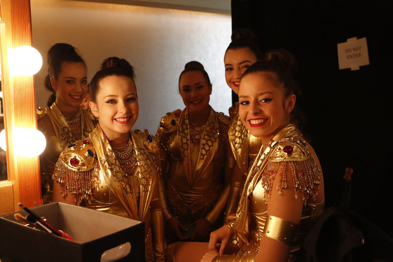 Americas Got Talent: Semifinal Performances 2: Behind the