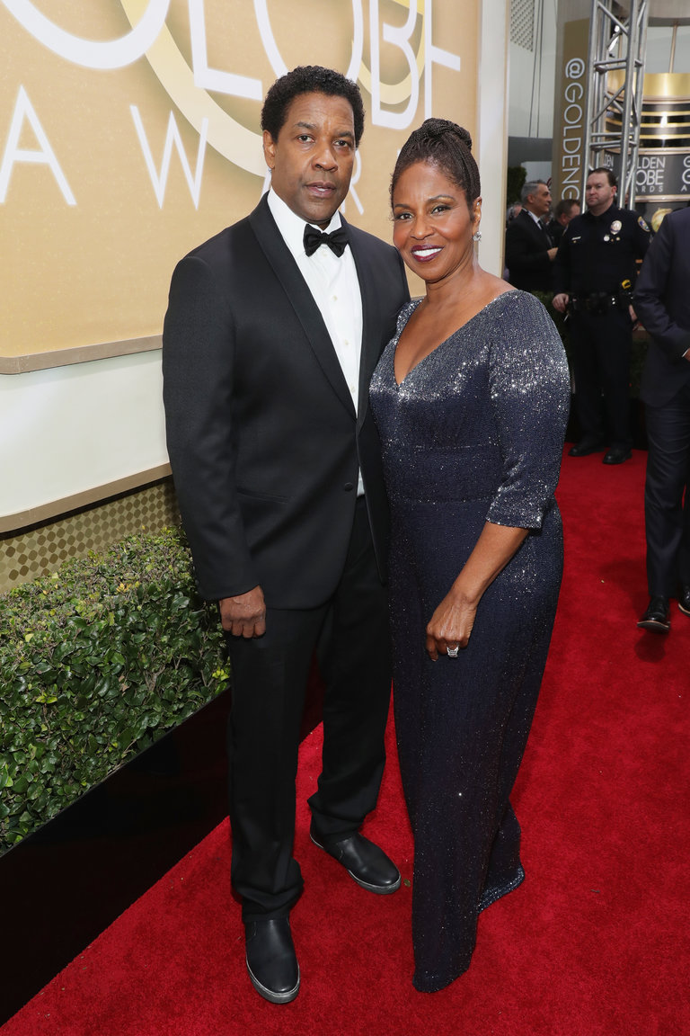 """NBC's """"74th Annual Golden Globe Awards"""" - Red Carpet Arrivals"""